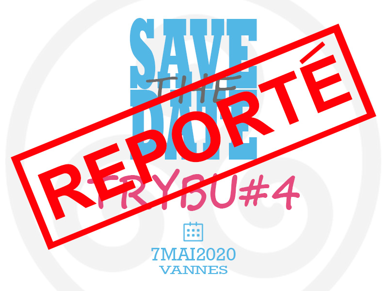 save the date 4ème rencontre TRYBU